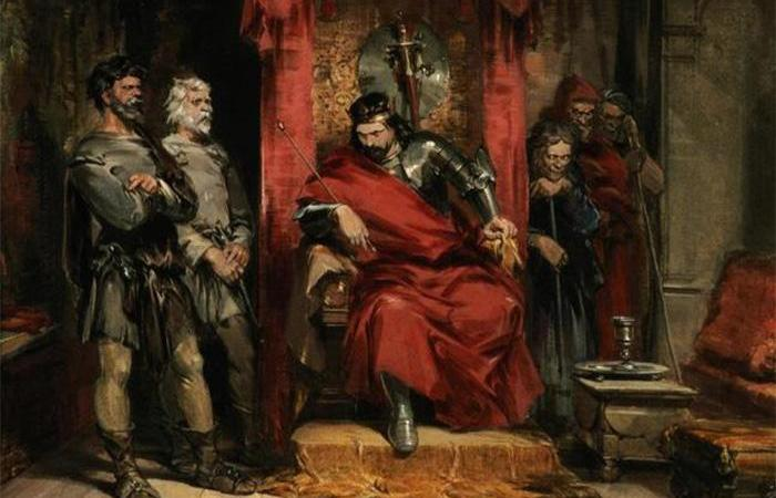 король макбет