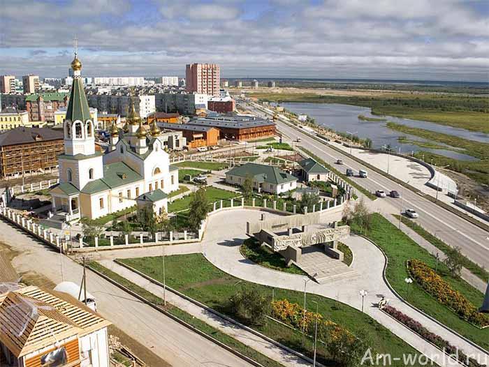 Якутск — центр северной вселенной