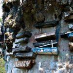 Висячие гробы народа бо