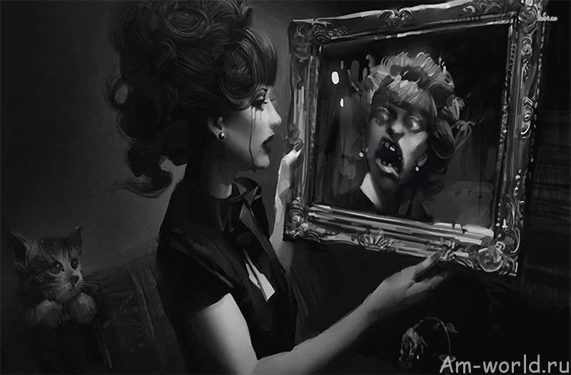 Зеркала — окна в потустороннее