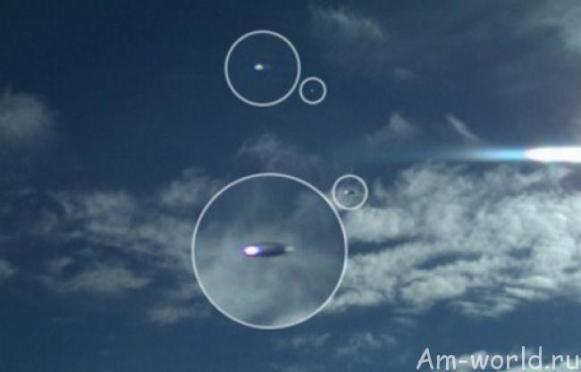 неопознанных летающих объектов