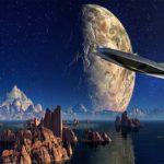 Краска неопознанных летающих объектов