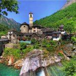 Тичино – центр итальянской Швейцарии
