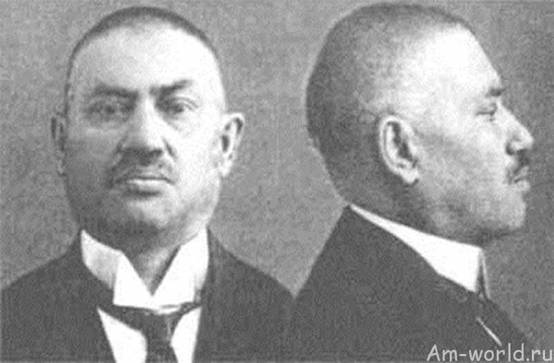 Евно Азеф — король провокаторов