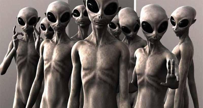 Как выглядят инопланетяне
