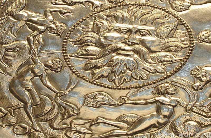 Милденхоллский клад — находка английского пахаря
