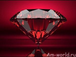 Рубин - царственный камень с орлиной кровью