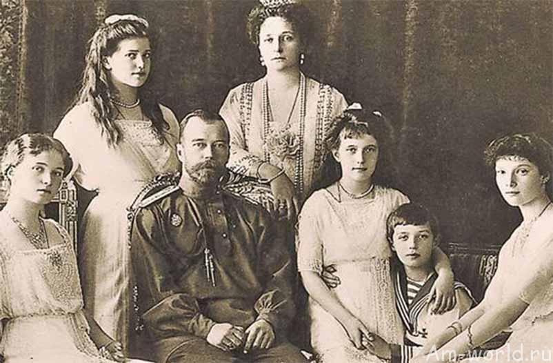 Императорскую семью не расстреливали