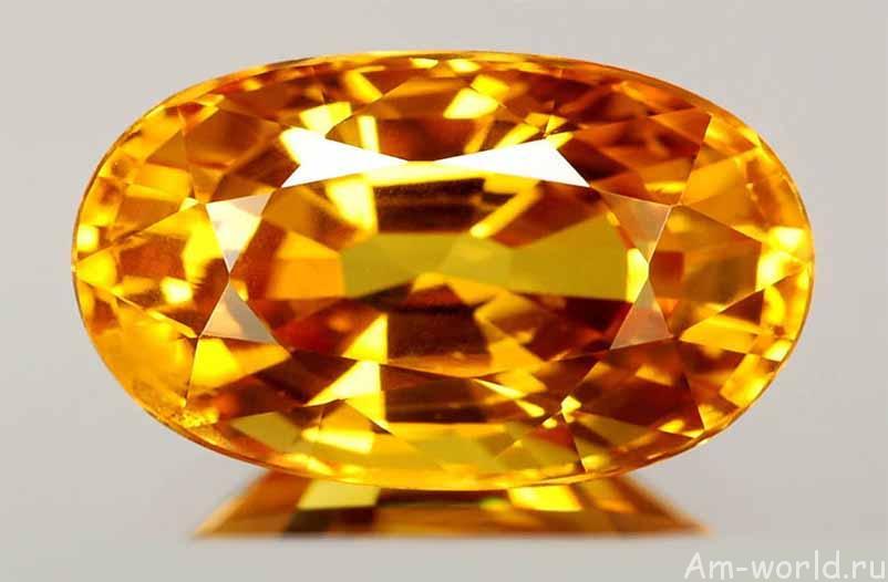 Топаз — солнце заключенное в камень
