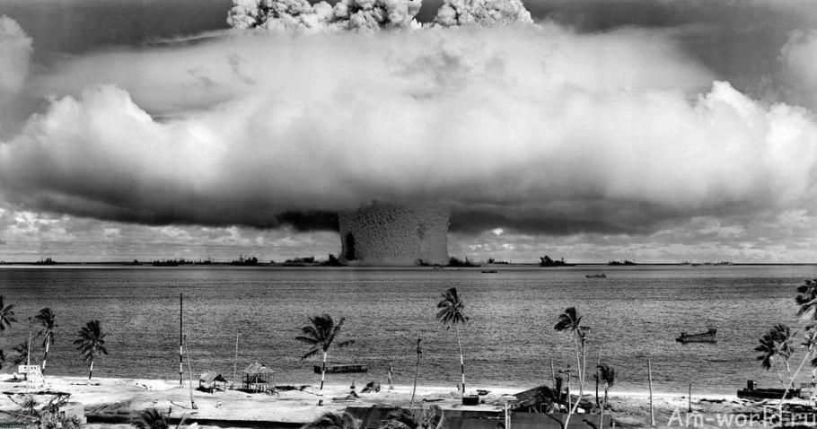 Атомная промышленность руками заключенных