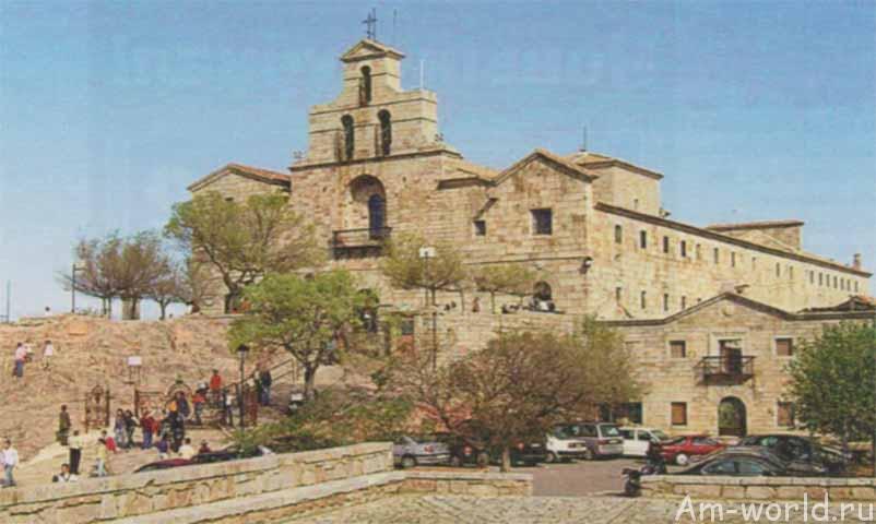 Вирхен де ла Кабеса: осада монастыря полного мятежников