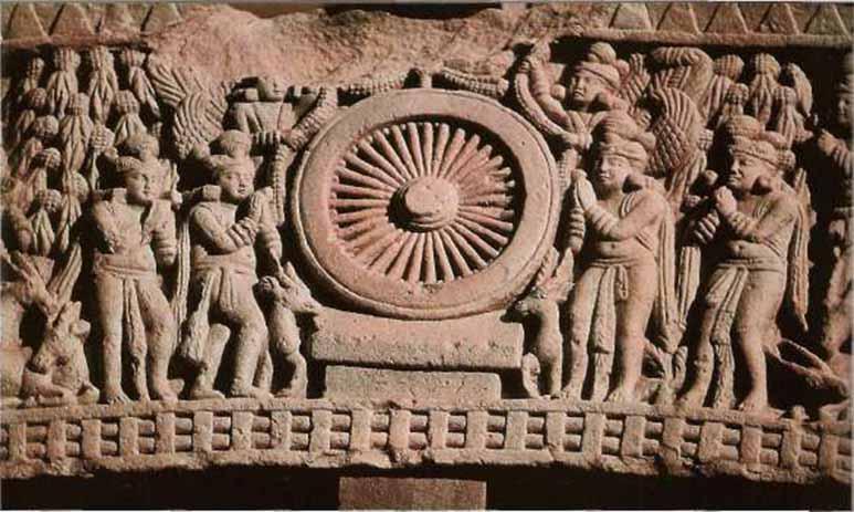 Кто-же изобрел колесо?
