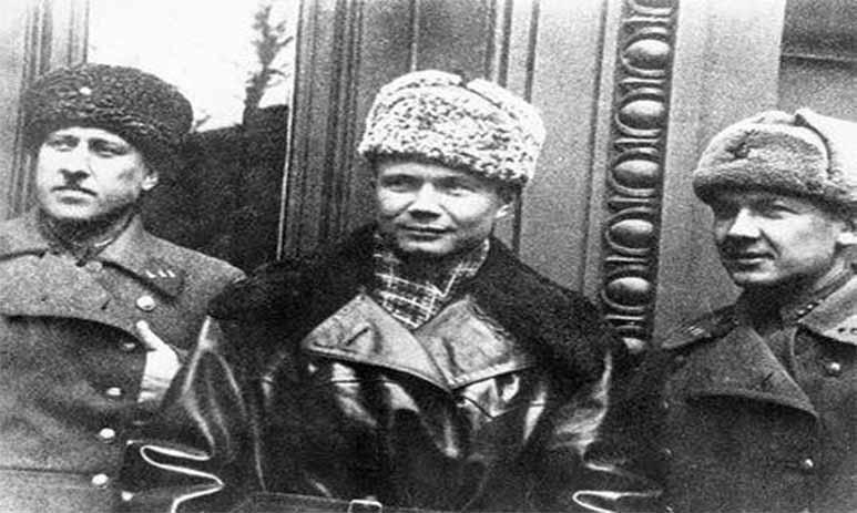 Леонид Хрущёв: пропавший без вести сын Никиты Сергеевича