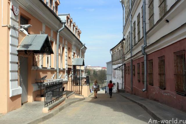 Призраки древнего Минска