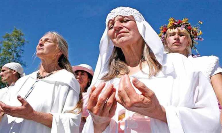 Секты России в разрез религии