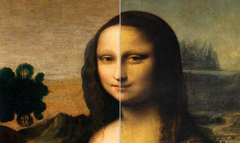 """У """"Моны Лизы"""" есть сестра близнец"""