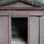 Джулия Легар: Заживо погребенная