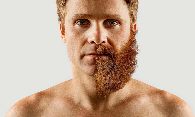 Когда мужчины стали бриться?