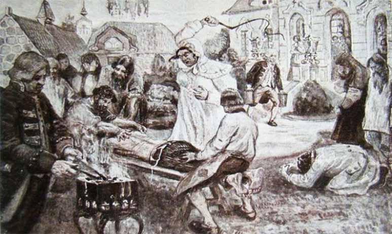 Салтычиха: кровавая барыня