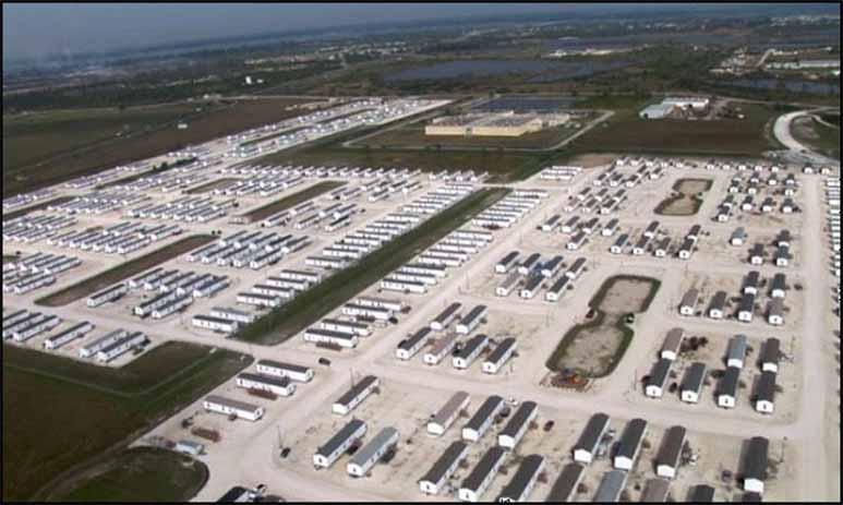 FEMA — тайный концлагерь в США