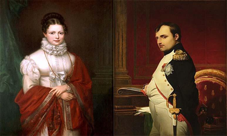 Екатерина Павловна Романова. Поход Наполеона за новой любовью