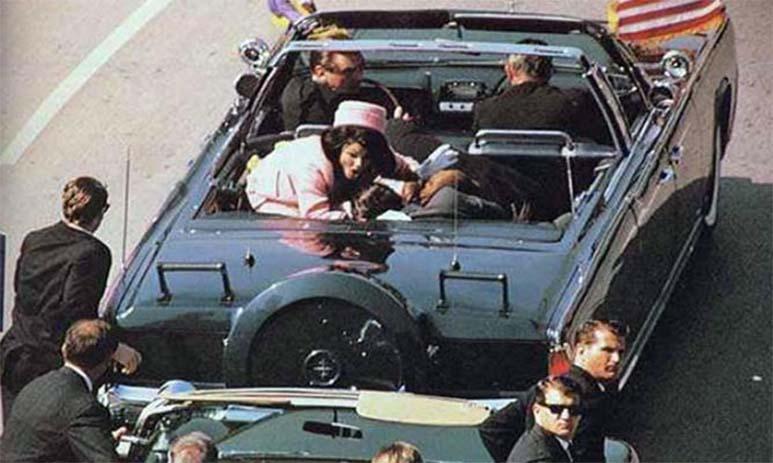 За что убили Джона Кеннеди