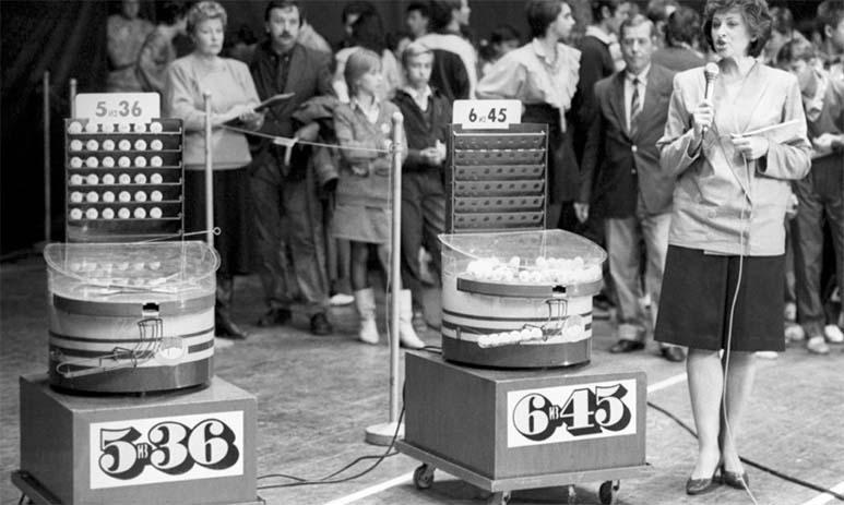 «Спортлото» — успех Советской лотереи