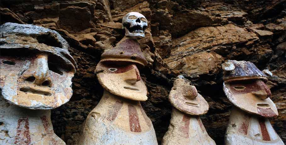 Цивилизация Чачапойя: Живущие за облаками