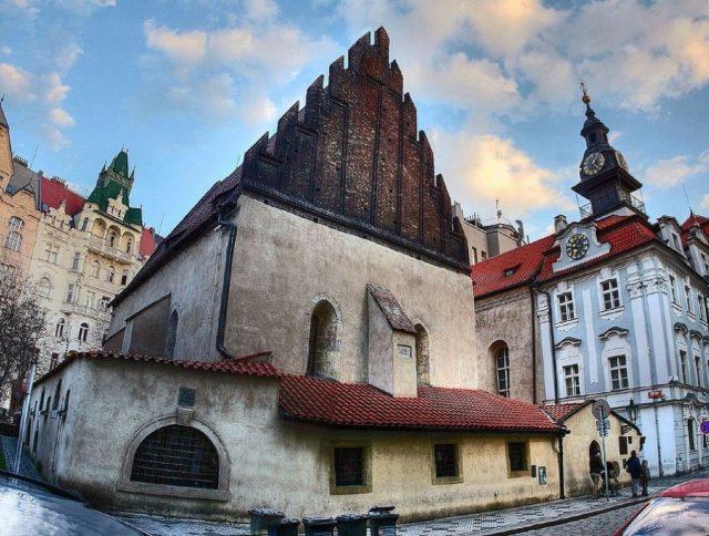 Пражский Голем: Тайна Староновой синагоги 4