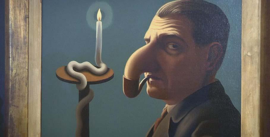 Рене Магритт — художник нашедший свой абсолют