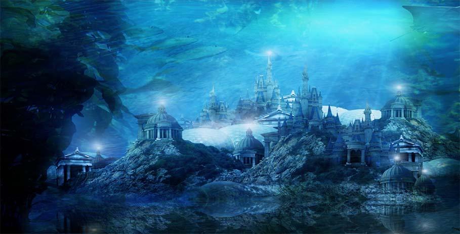 Атлантида — в поисках погибшей цивилизации