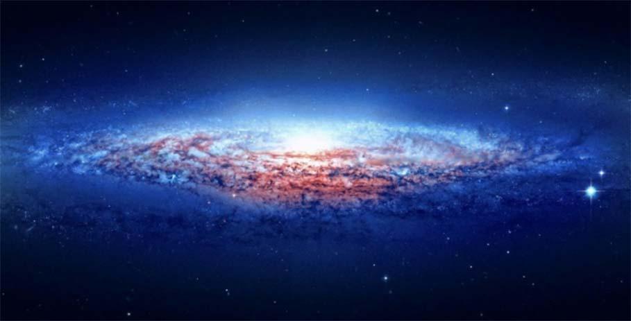 Астрономы нашли недостающую треть Вселенной