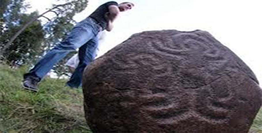 Древняя икона или свидетельство палеоконтакта?