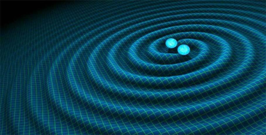 Космическая загадка гравитационных волн