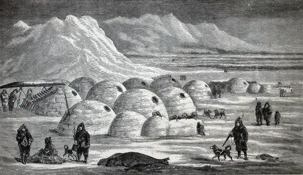 Пропавшие эскимосы