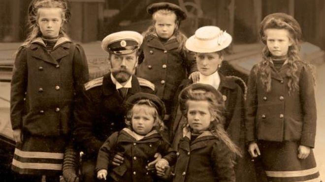 Дети императора. Еще одна версия судьбы детей Романовых