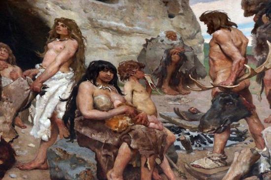 О моде каменного века