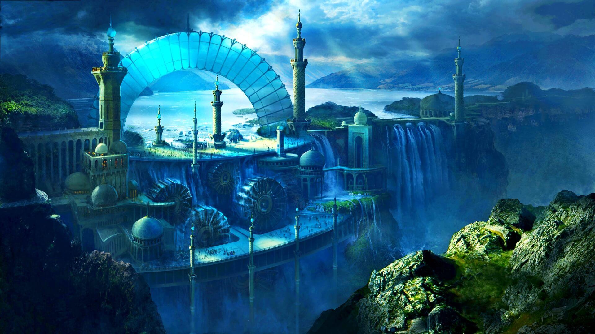 Где искать легендарную Атлантиду?