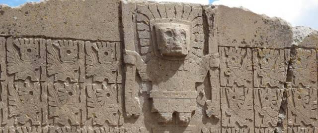 Древние храмы на дне морей и озер