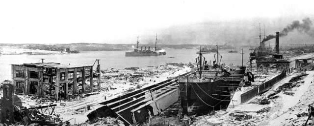 Самые известные морские катастрофы
