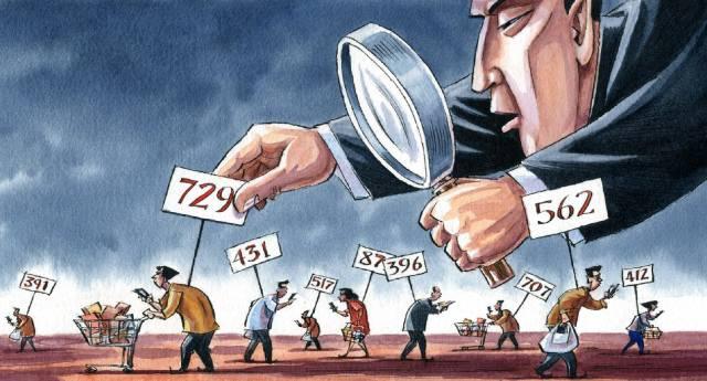Безумный проект китайского правительства. Система социального кредита