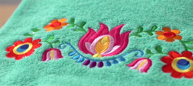 Производство вышивки с применением современных технологий