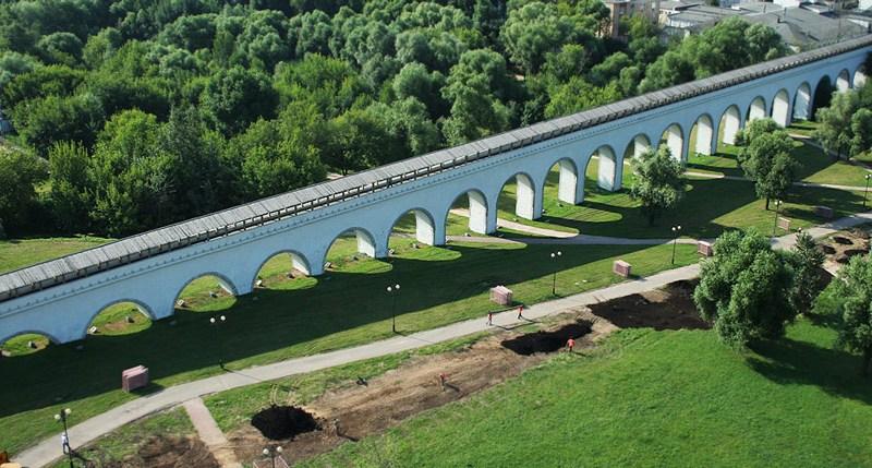 Нелегкая судьба Московского водопровода