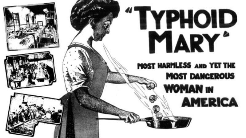 Мэри Маллон - тифозная кухарка