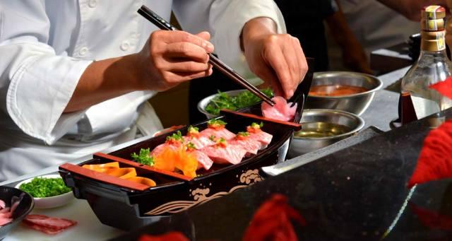 Рыба японской кухни. Секреты идеального блюда