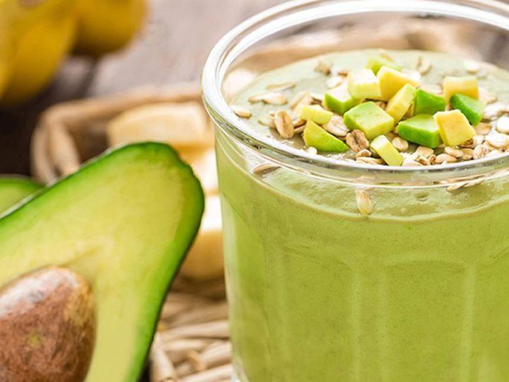 Вода с авокадо. Целебные свойства напитка