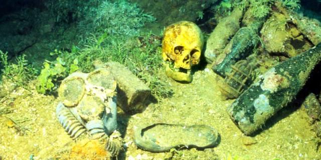 Какие тайны скрывает Мировой океан