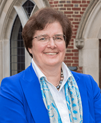 Portrait of Wendy Collins Perdue