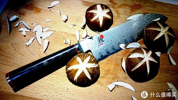 damascus kitchen knives nj cabinets 双立人刀具晒物 | miyabi 雅 cmv60三德刀_什么值得买