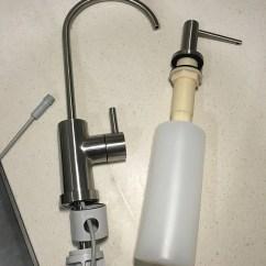 Kitchen Sinks And Faucets Materials 不仅是一杯纯水,小米净水器厨下版众测初体验_值友评测_什么值得买